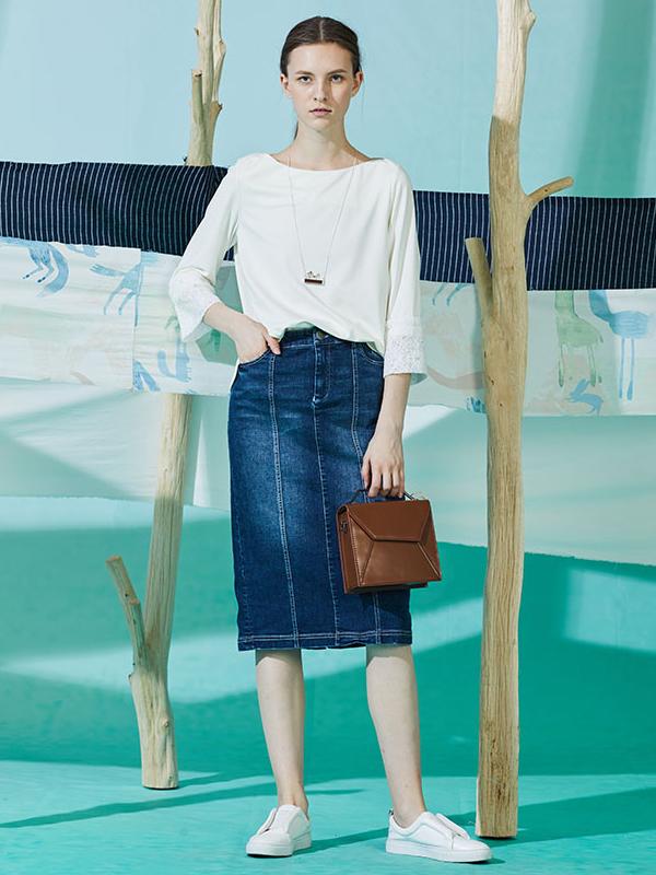 丽迪莎女装2019春季产品系列