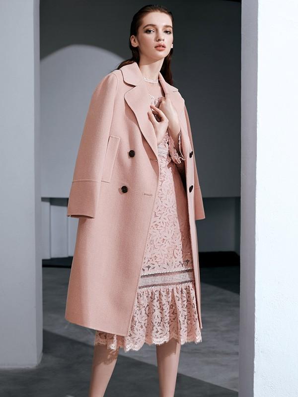 喬帛JAOBOO女裝2019秋冬新品展示