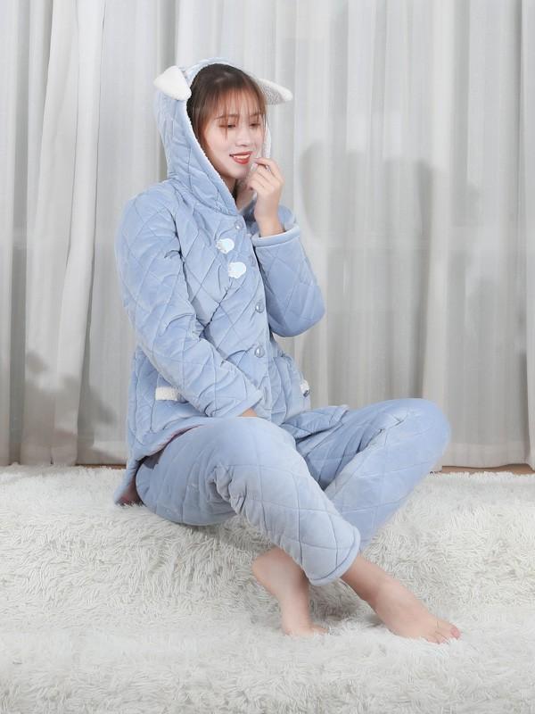 玫瑰春天內衣2019秋冬裝家居服系列