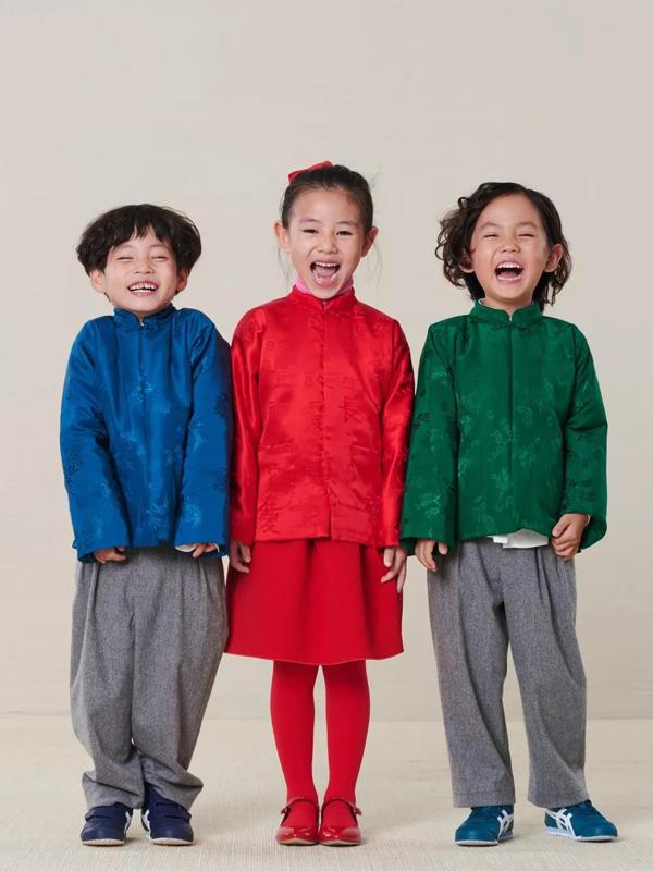 Ms MIN Kids 全新童装系列