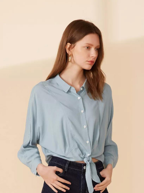 優洛可EUROLOOK 女裝2019秋季新品法式襯衫系列