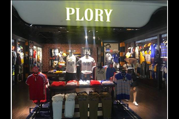 plory店鋪形象圖