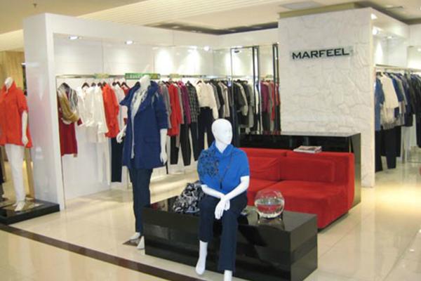 玛菲店铺实景图