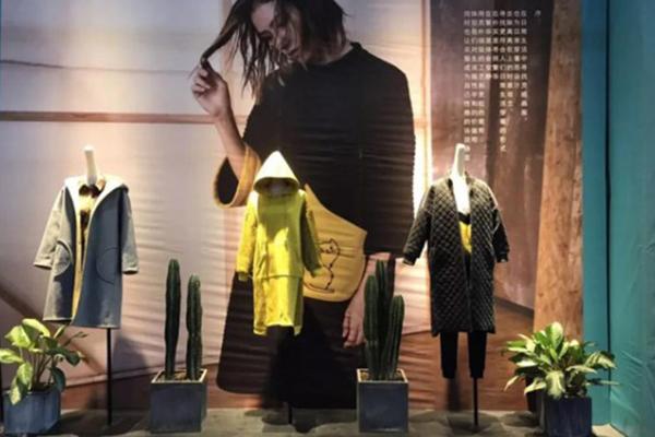 婭鉑周末女裝店鋪展示