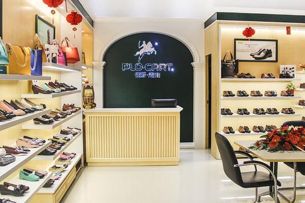 保羅·蓋帝鞋子店鋪實景圖