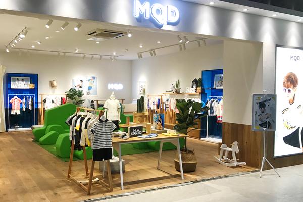 MQD童裝店鋪實景