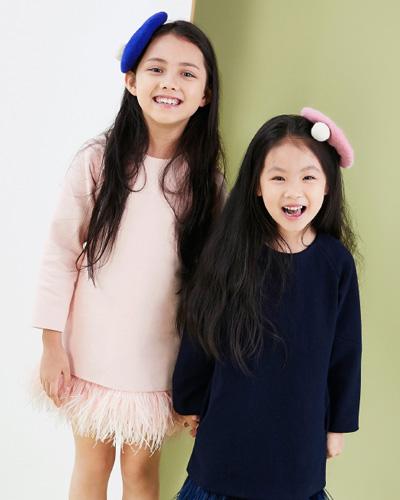 HANASHIDA花下童品童装从小培养孩子审美搭配